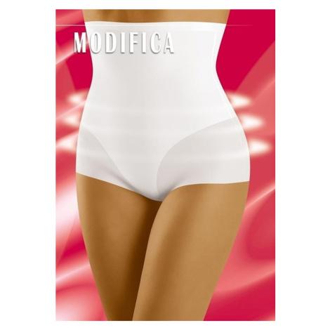 Dámské stahovací kalhotky WOLBAR MODIFICA Bílá