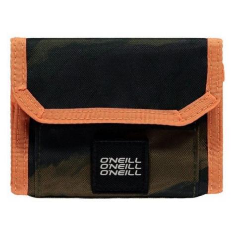 O'Neill BM POCKETBOOK WALLET tmavě zelená 0 - Pánská peněženka