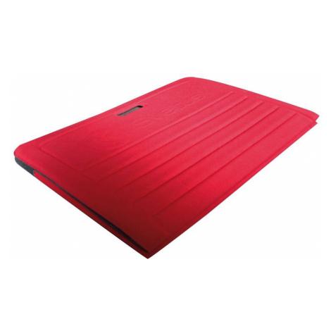 Sveltus Foldable foam Mat - red Červená