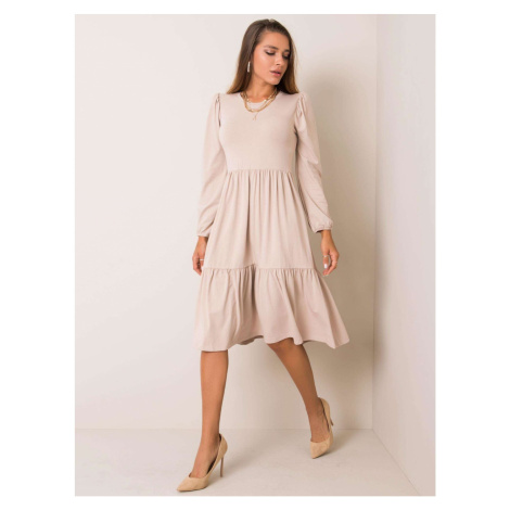 Dámské šaty Fashionhunters RUE PARIS