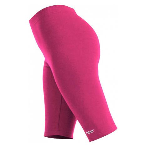 LITEX Leggings nad kolena 99418303 růžová
