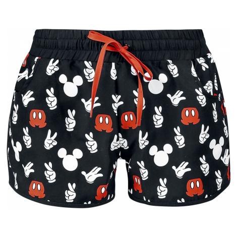 Mickey & Minnie Mouse Hand Dámské plavky černá