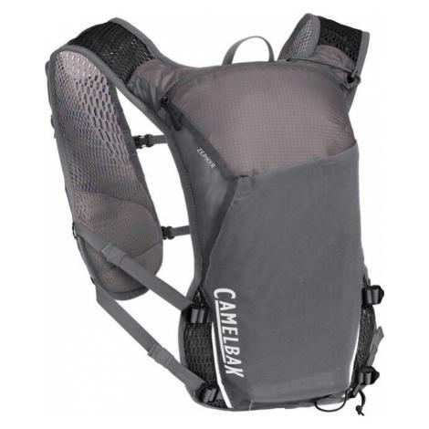 Běžecká vesta Camelbak Zephyr Vest castlerock grey/black