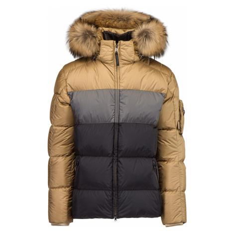 Lyžařská bunda Bogner SIMON3-D hnědá