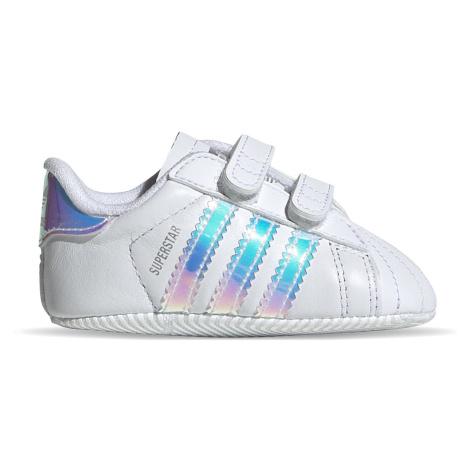 Adidas Superstar Crib bílé BD8000