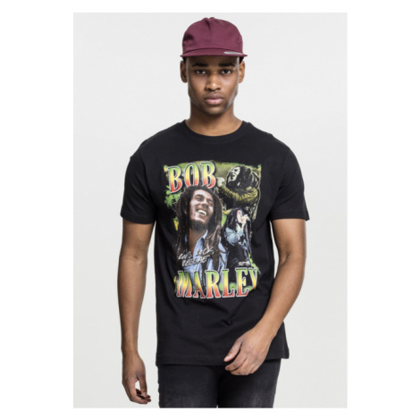 Mr. Tee Bob Marley Roots Tee black