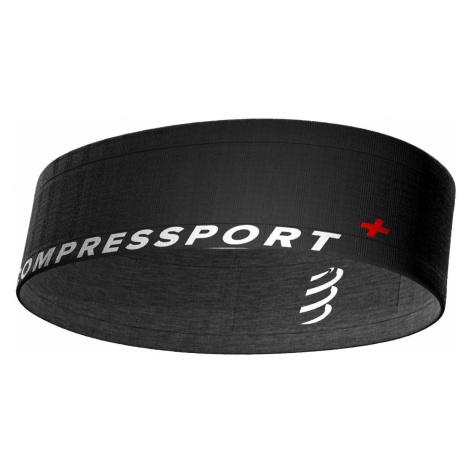 Běžecký pás Compressport FREE BELT 2020  černá
