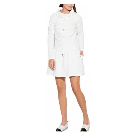 Bílé šaty Katrus