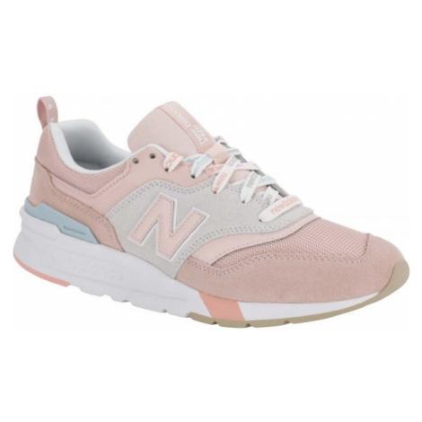 New Balance CW997HKC světle růžová - Dámská vycházková obuv