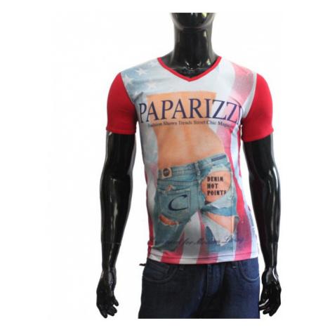 CARISMA tričko pánské 4140 krátký rukáv