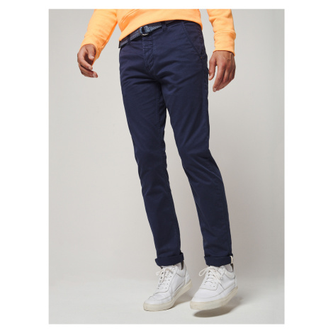 Kalhoty O´Neill Lm Hancock Stretch Chino Pants Modrá O'Neill