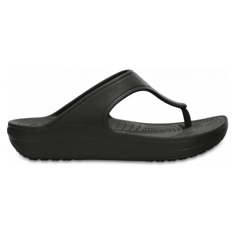Crocs Crocs Sloane Platform Flip - Black W5
