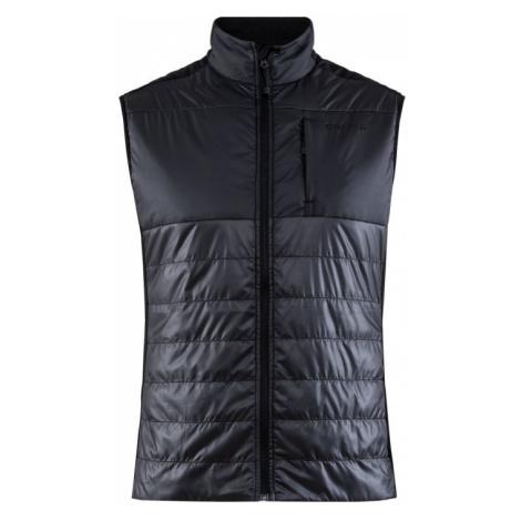 Pánská vesta CRAFT ADV Storm Insulate černá