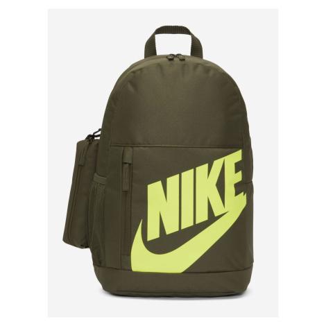 Elemental Batoh dětský Nike Zelená