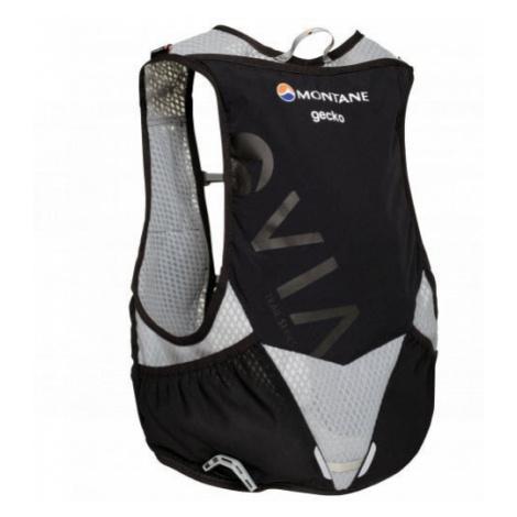 Běžecká vesta Montane Via Gecko černá