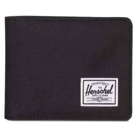PENĚŽENKA HERSCHEL Hank RFID - černá