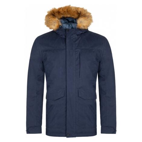 LOAP NATAN Pánská zimní bunda CLM2050M37I Black Iris / Blue