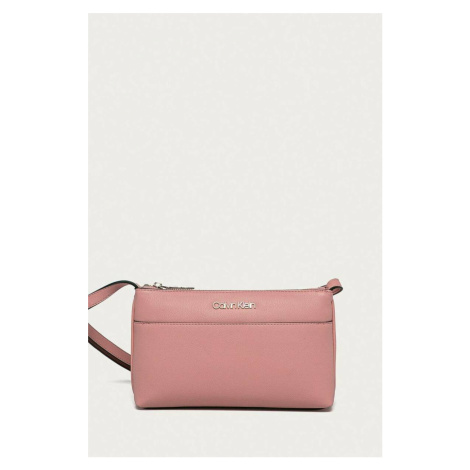 Calvin Klein dámská růžová kabelka