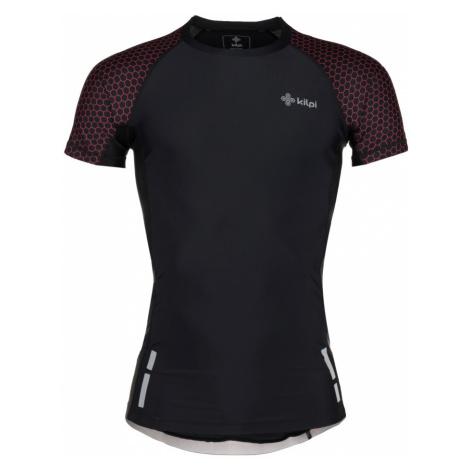 KILPI Pánské kompresní tričko COMBO-M IM0011KIBLK Černá