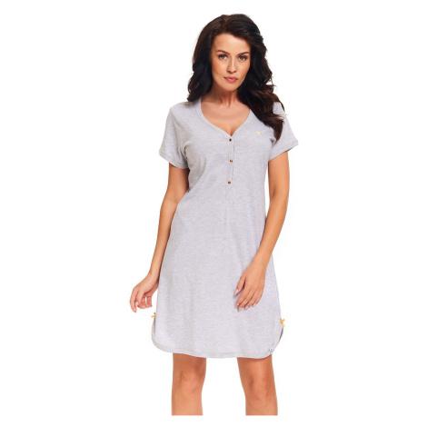 Noční košilka DN Nightwear TM 9301 Šedá