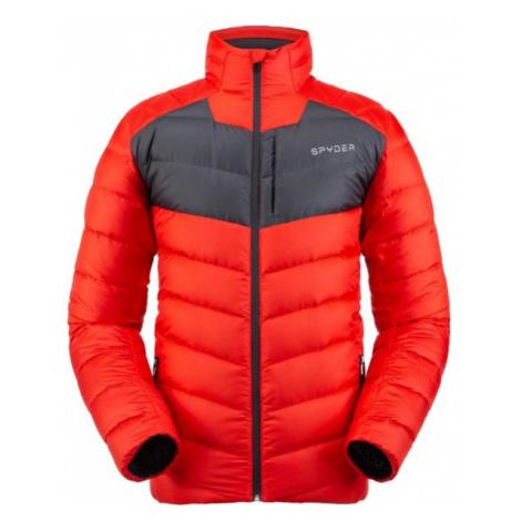 Spyder M TIMELESS oranžová - Pánská bunda
