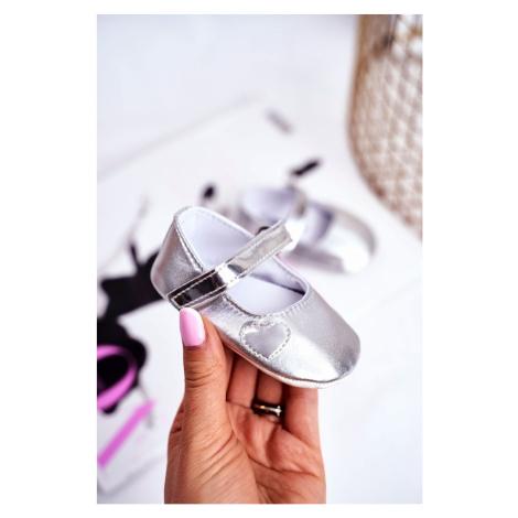 Children's Sneakers Baptism Silver Bellawa Kesi