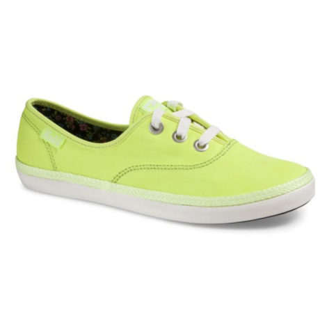 Rookie Neon Yellow Keds