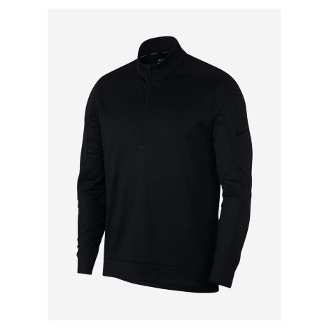 Mikina Nike Men's 1/2-Zip Golf Top Černá