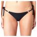 Calvin Klein dámské plavky 953 spodní díl černé - Černá