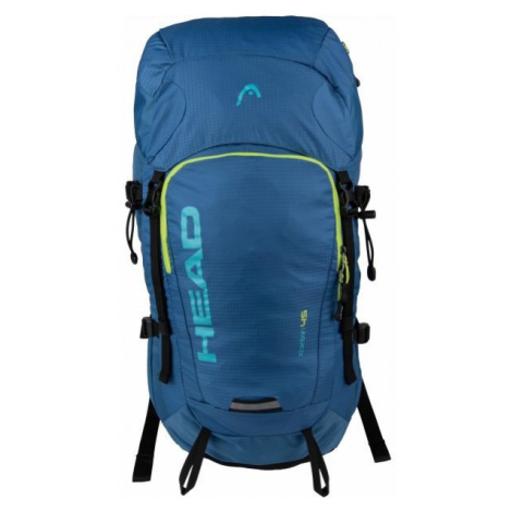 Head CORBIN 45 modrá - Turistický batoh