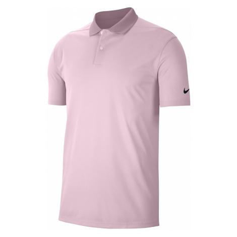 Tričko Nike Victory Solid Polo Růžová