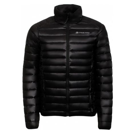 ALPINE PRO TATAR Pánská bunda MJCK082990 černá