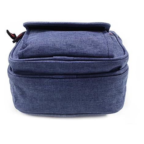 Modrá pánská praktická crossbody taška Edric Tapple