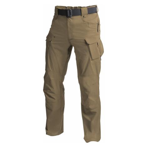 Softshellové kalhoty Helikon-Tex® OTP® VersaStretch® - hnědé