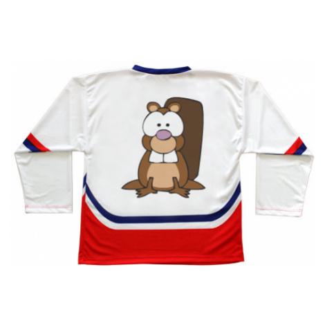 Hokejový dres ČR Bobr