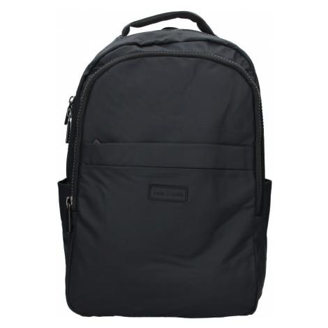 Pánský batoh Justin & Kelvin Liver - černá