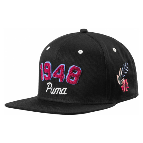Dámská kšiltovka Puma Archive Premium Cap Černá
