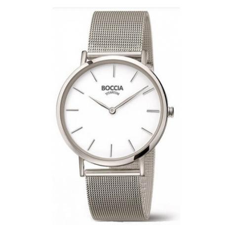 BOCCIA 3273-09, Dámské náramkové hodinky z titanu Boccia Titanium