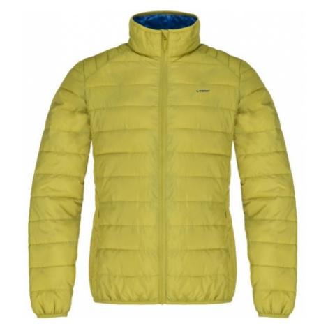 Loap IREMO žlutá - Pánská zimní bunda