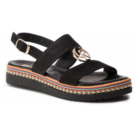 Sandály CARINII - B4626/S 360-000-000-986