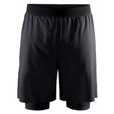 Pánské šortky CRAFT Vent 2v1 černá