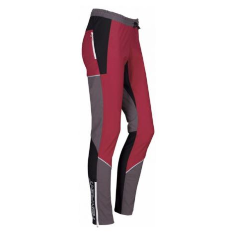 Dámské kalhot High Point Gale 3.0 Lady Pants brick red/iron gate/black