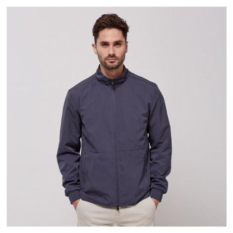 Modrá podzimní bunda Selected