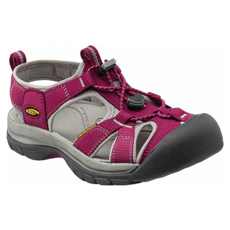 Sandály KEEN Venice H2 W Lady beet red/neutral gray 3,5 UK