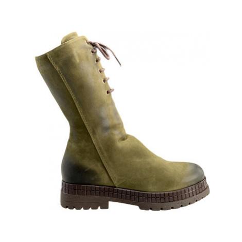 Bueno Shoes 20WM3006 Zelená