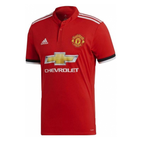 Dres Adidas Manchester United 2017/2018 - Domácí Červená