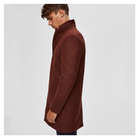 Vlněný kabát Slhbrove Wool Coat B Selected