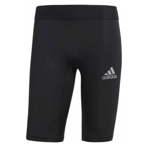 adidas ALPHASKIN SPORT SHORT TIGHTS M černá - Pánské spodní trenky