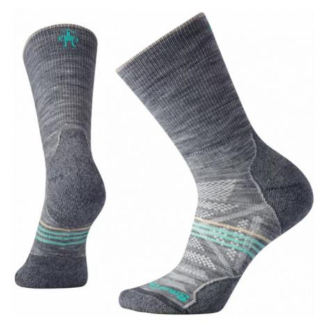 Dámské ponožky Smartwool W PhD Outdoor Light Crew light gray
