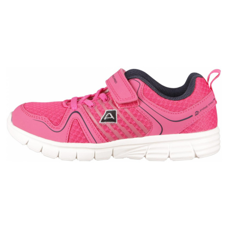Dětská sportovní obuv Alpine Pro KAGANO - růžová